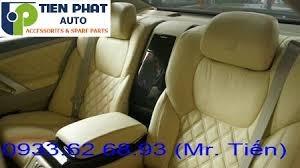 Báo giá may ghế da cho Honda City tại Auto Tiến Phát