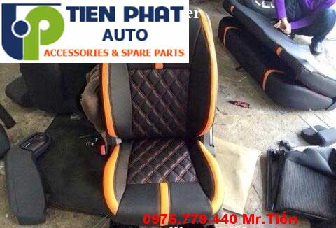 may ghe xe Toyota Hilux 2007 tan noi gia re