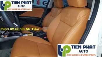 Chuyên: May Ghế Cho Honda City 2012 Giá Rẻ Tại Quận Bình Thạnh