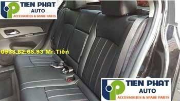 Chuyên: May Ghế Cho Honda Civic 2012 Giá Rẻ Tại Quận Tân Phú