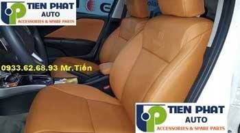 Chuyên: May Ghế Cho Honda Civic 2012 Giá Tốt Tại Quận Gò Vấp