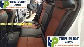Chuyên: May Ghế Cho Honda Civic 2014 Giá Rẻ Tại Huyện Hóc Môn