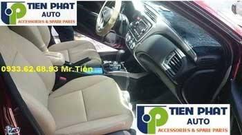 Chuyên: May Ghế Cho Honda Civic 2014 Giá Tốt Tại Huyện Nhà Bè