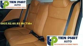 Chuyên: May Ghế Cho Honda Civic 2016 Giá Rẻ Tại Quận 5