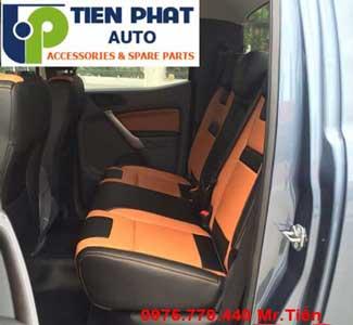 Chuyên: May Ghế Cho Mazda BT-50 2008-2009 Giá Rẻ Tại Tp.Hcm