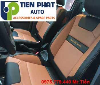 Chuyên: May Ghế Cho Toyota Hilux 2012-2013 Giá  Tốt Tại Tp.Hcm