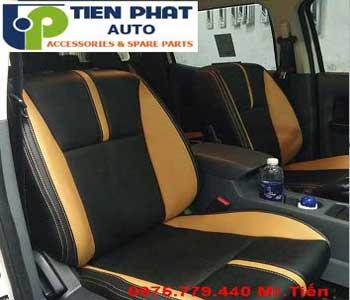 Chuyên: May Ghế Cho Toyota Hilux 2010-2011 Uy Tín Tại Tp.Hcm
