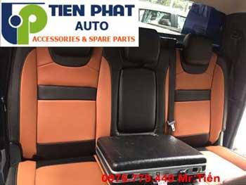 Chuyên: May Ghế Cho Toyota Hilux 2014-2015 Uy Tín Tại Tp.Hcm