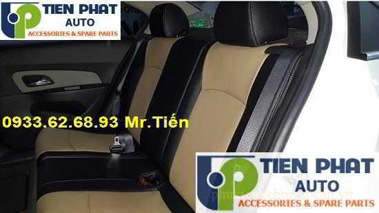 May Ghế Da Chevrolet Cruze Uy Tín Nhanh Tại Huyện Hóc Môn