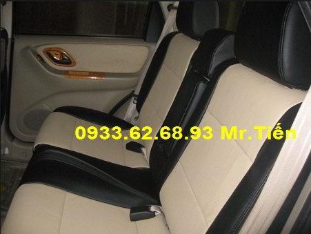 May Ghế Da Cho Chevrolet Aveo Uy Tín Nhanh Tại Quận 8