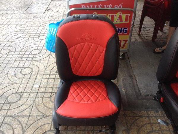 May Ghế Da Cho Chevrolet Spack Uy Tín Nhanh Tại Quận 3