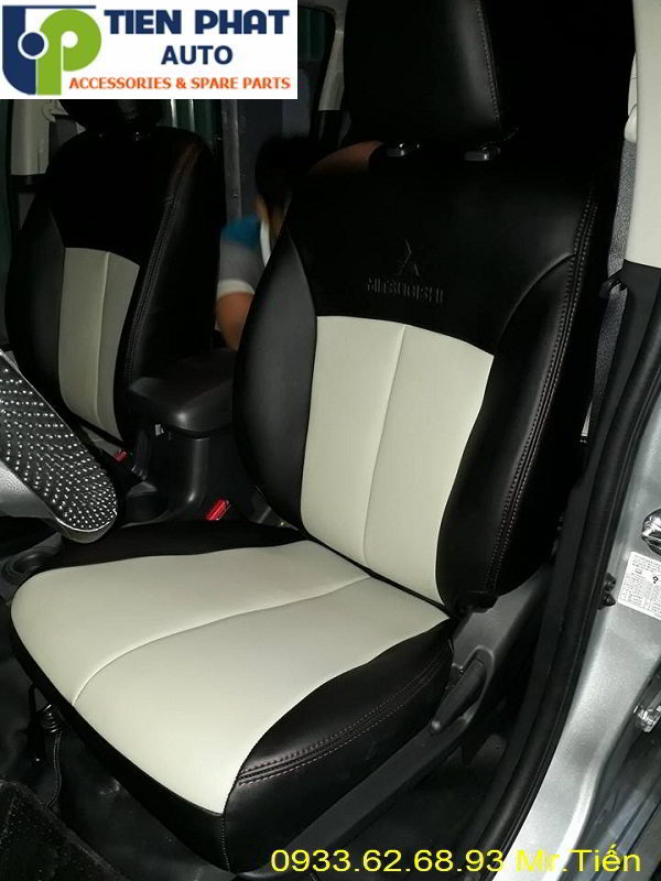 May Ghế Da Cho Mitsubishi Triton Uy Tín Nhanh Tại Quận 8