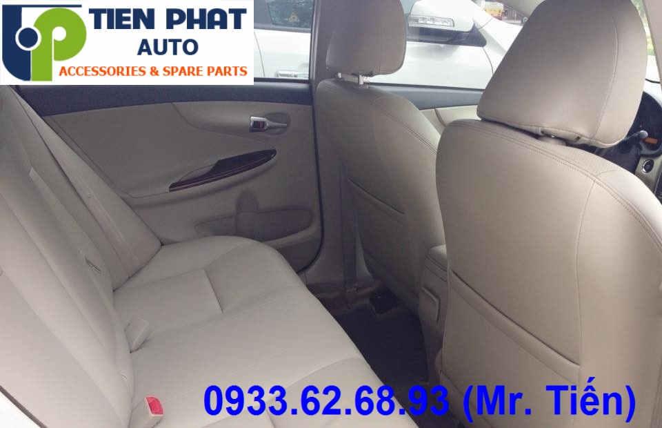 May Ghế Da Cho Toyota Innova Uy Tín Nhanh Tại Quận Tân Bình