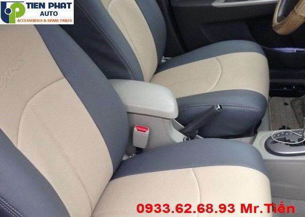 May Ghế Da Cho Toyota Yaris Uy Tín Nhanh Tại Quận Tân Phú