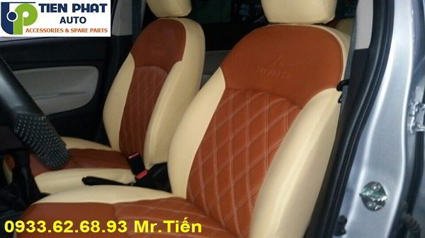 May Ghế Da Mitsubishi Attrage Uy Tín Nhanh Tại Quận 4