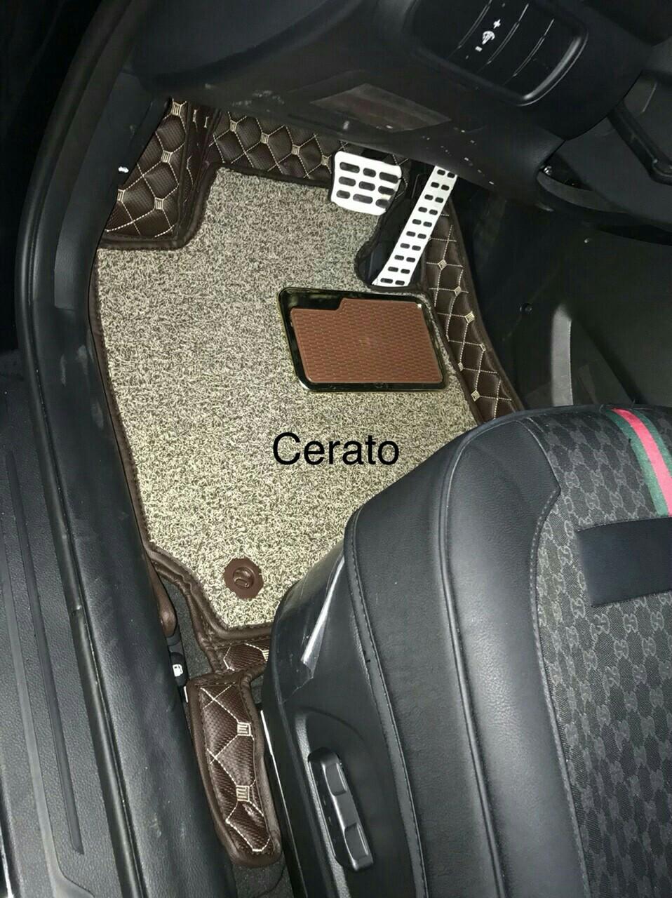 Thảm Lót Sàn 6D Cho Các Dòng Xe Mazda, Toyota, Huyndai, Mitsubishi, Honda, Nissan, Kia, Suzuki, Ford, Cheverolet
