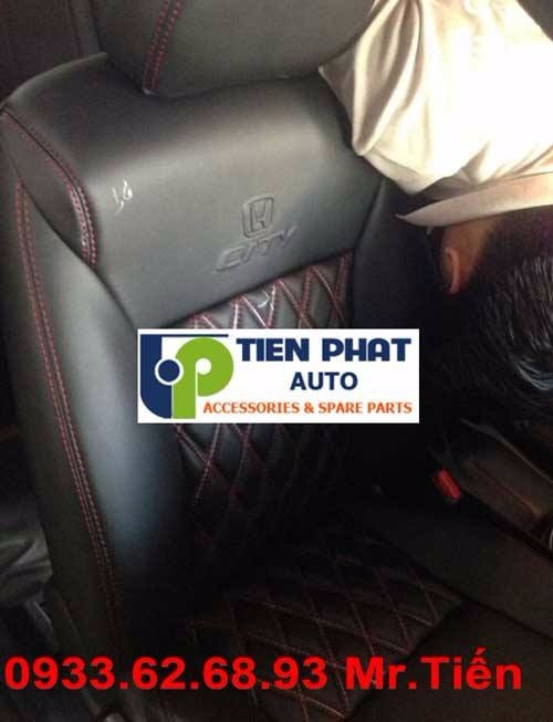 Tìm hiểu cách chăm sóc ghế da Honda City sao cho đúng